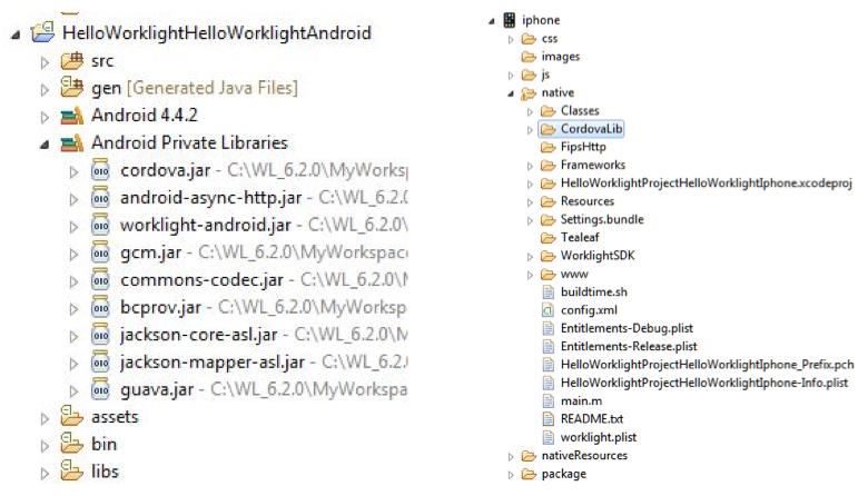 Apache Cordova overview - IBM Mobile Foundation Developer Center