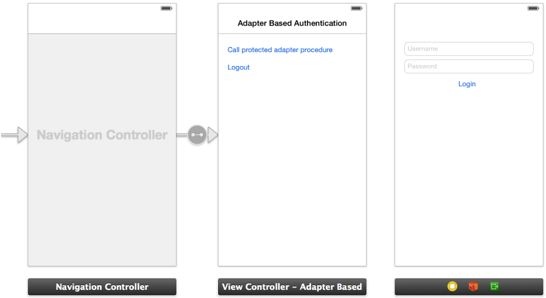 Form-based authentication in native iOS applications - IBM Mobile