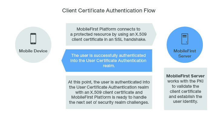 Client X.509 Certificate Authentication and User Enrollment - IBM ...