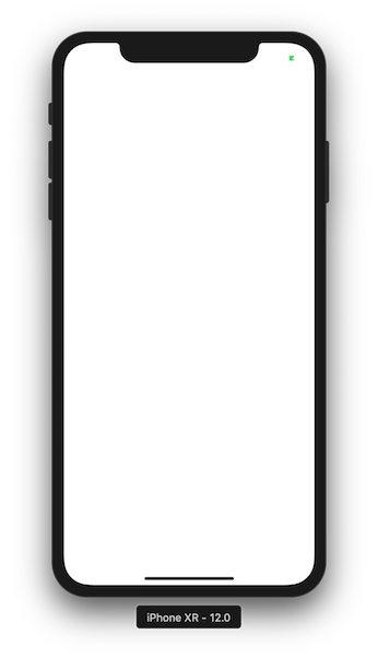 Blank Screen on an Ionic App