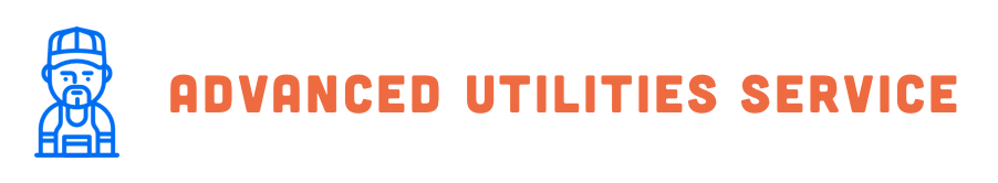 small logo for advanced utility service app