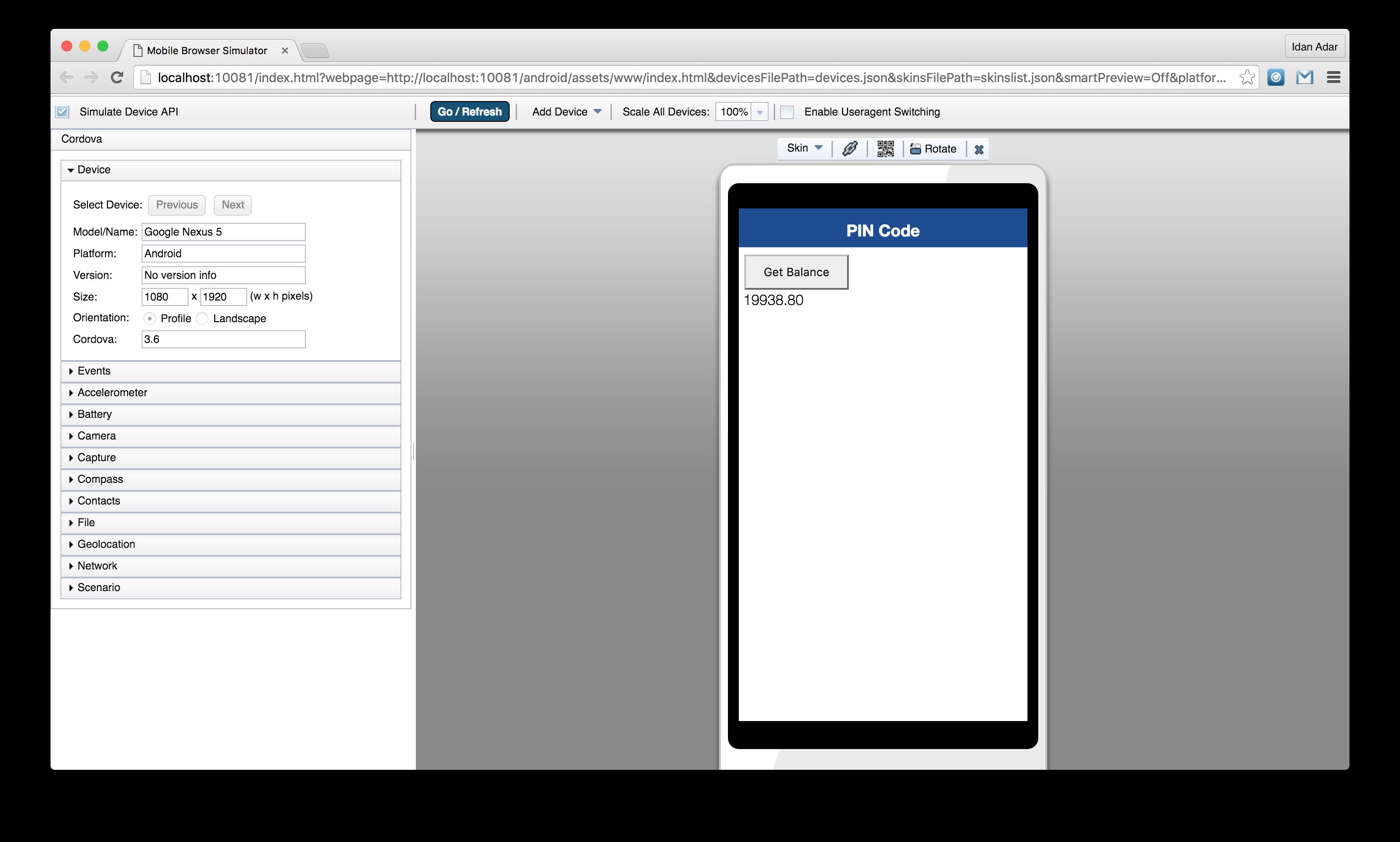 Debugging JavaScript (Cordova, Web) Applications - IBM Mobile