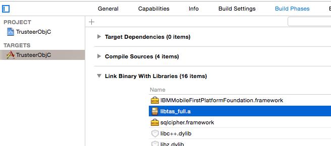 Trusteer for iOS - IBM Mobile Foundation Developer Center