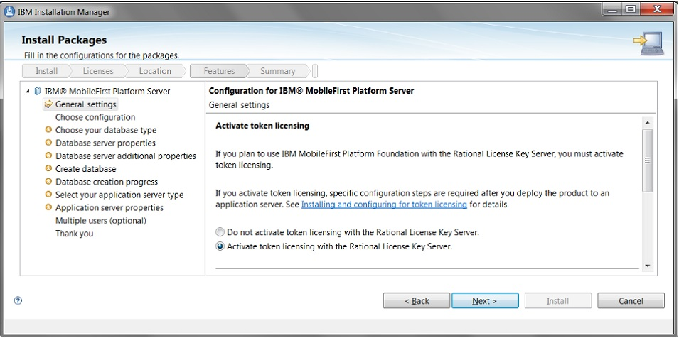 rational license key server administration and reporting tool download